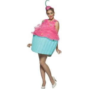 Other - One piece pullover and hat cupcake costume